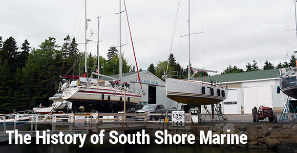 History of South Shore Marine