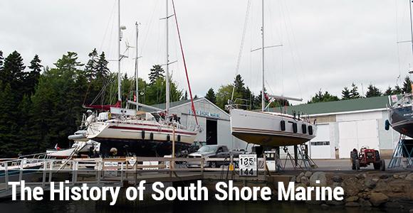 History of South Shore Marine